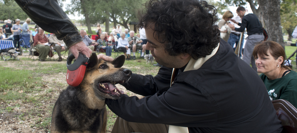 2014 Blessing of the Animals