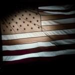 Moon & Flag