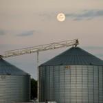 Moon & Grain Elevators