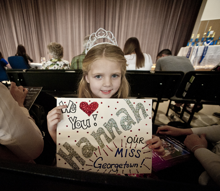 Miss Gtown Scholarship Pageant