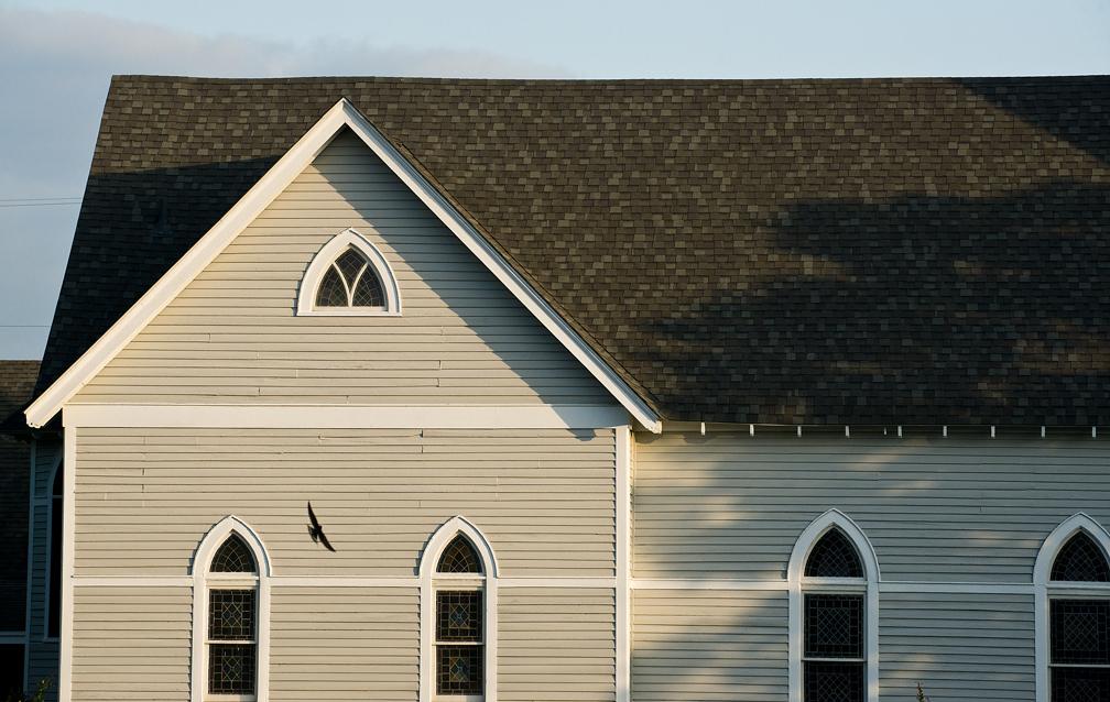 St. James & Baptist Church Steeple