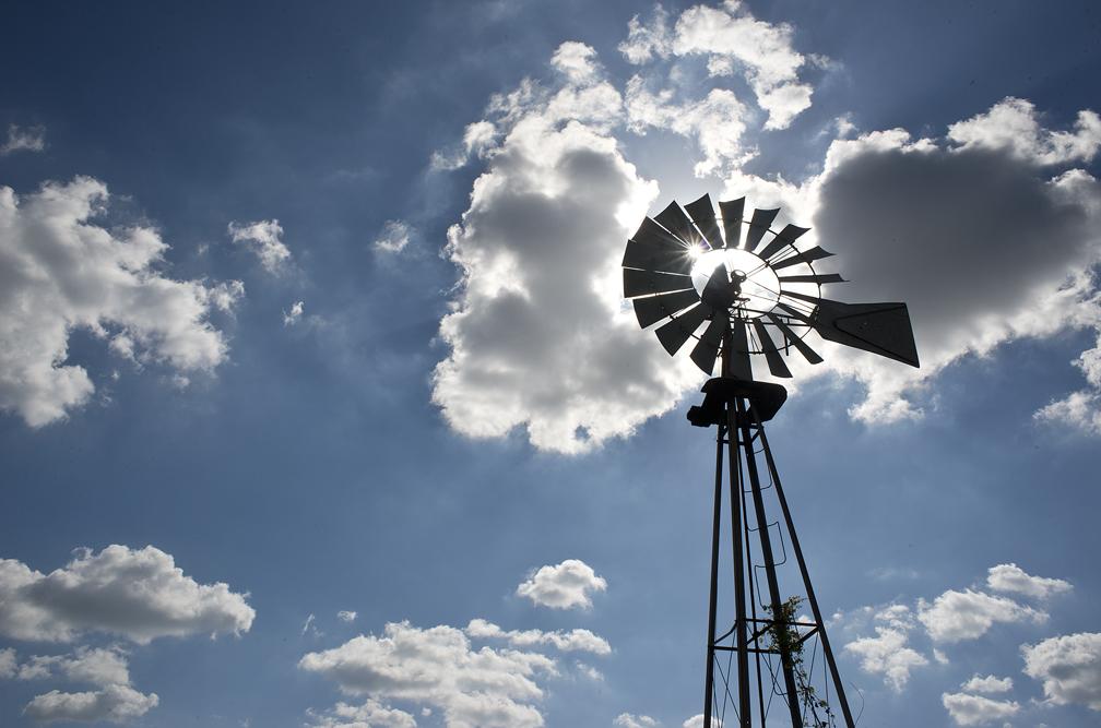 Windmill on CR 327