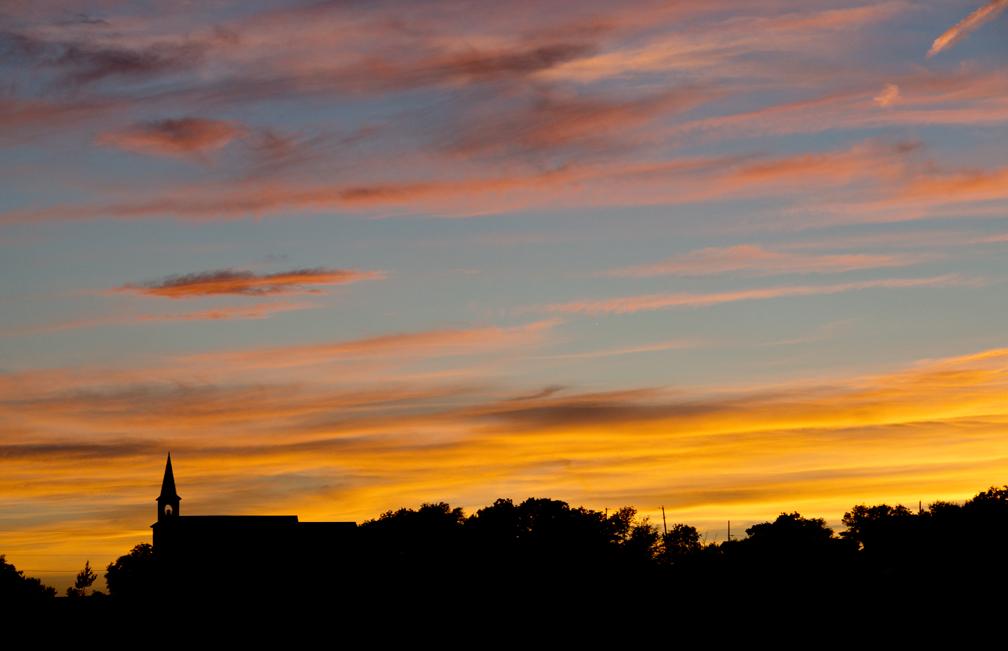 Coupland Sunset & Moon