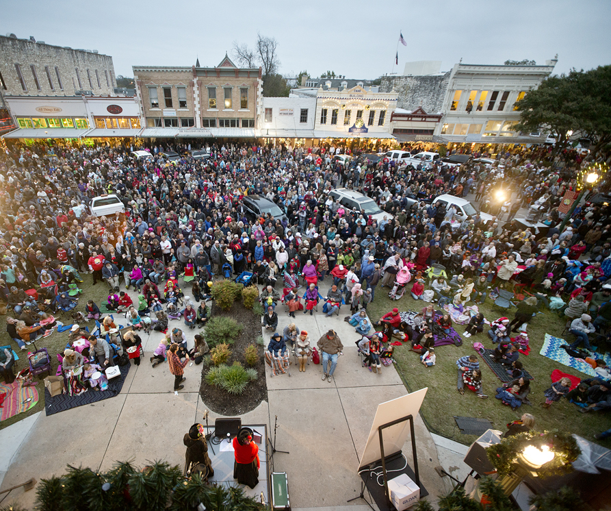 2016 Lighting of the Square